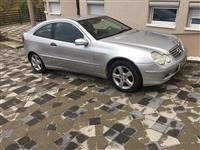 Mercedes c-class 2.2