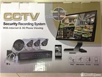 Set kamerave 4ch dhe 8ch-Fre IP,  900Tvl