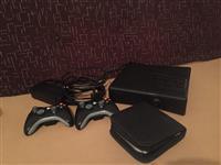 Xbox 360 me 15cd