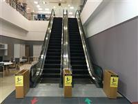 Shkall Elektrike Automatike Eskalator
