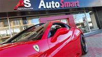 Pjes  karesorike dhe aksesuare Auto Smart Tetove