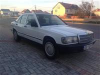 Mercedes benz 190D U shit nga lind Baba