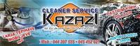 """KAZAZI""""pastrimi Tepihave dhe Mobiljeve"""