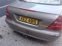 Shes Mercedes-Benz E-280 Motorrin V