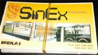 SinEx Construction.