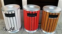 Kante/Shporta për Mbeturina