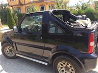Suzuki Jimny viti 2004 cabrio
