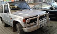 Mitsubishi Pajero benzin-plin,1 vit regjistri -86