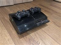 2 Sony PS3 me multiman + 2 joysticka