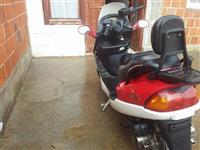 Urgjent Vetem Sot 125 cc 2007 skuter me dogan