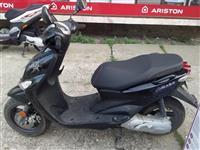 Yamaha 50 cc  Viti 2016