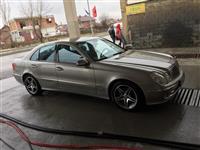 Mercedes E class Avantgarde