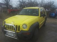 Jeep shiroke spoort