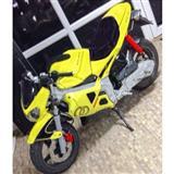Shes motocikleten Gilera