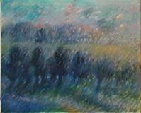 Pikturë origjinale 110x90 - Orientimi: Peisazh