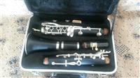 Whiter klarineti
