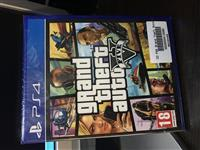 Grand Theft Auto V (GTA 5) E RE PS4