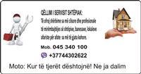 Servis shtepiak Gjilan