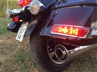 Motorcikleten Yamaha