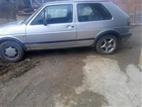 VW Golf 2 1.9 turbo dizel -85