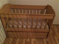 Krevat per femij