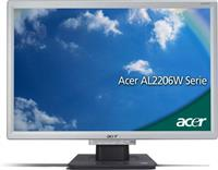 HP xw6600 WORKSTATION dhe Monitor ACER 22inch