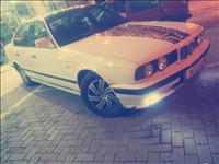 BMW 525 benzin+gaz