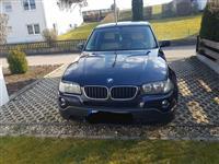 BMW X3 2.0d XDrive motori i bllokum