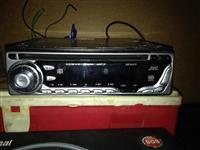 Jvc kasetofon 50x4