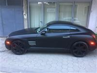 Chrysler Crossfire benzin
