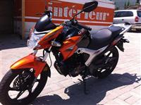 Motorr Lifan 150cc, Viti 2014, Ndrim veq me qoper