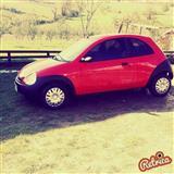 Ford Ka benzin -98