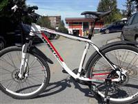 Shes bicikleten Wheeler 30 shpejtesi 26'' alumin