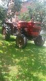 Traktor rom pllugji dhe kos 3700