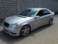 Mercedes c200 kompresor 2005
