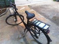 Biciklet me batari dhe me adapter