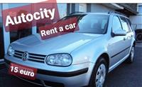 AUTO CITY RENT A CAR PEJE vetem 15 euro per 24 ore
