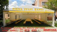 Tenda tavolina dhe karrika me qira 044-426-499