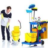 M&L clenig bejm pastrim e shtepive banesav