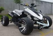 ATV 800 CC