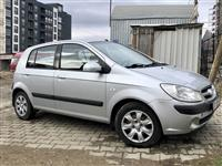 Hyundai Getz 2007, Regjistrim deri shtator 2021