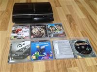 Urgjent Ps3 500gb Hdd me Cd + multiman !