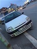 Renault Clio 1 Vit regjistrim