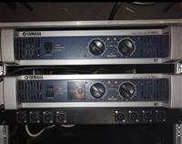 YAMAHA P7000S perforcues, amplifier