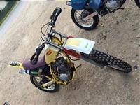 Kros cagiva 250 cc 4t