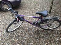 Bicikleta e ardhur nga gjermania