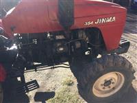 shitet traktori JINMA 354