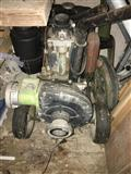 Pomp me motorr te golldonit diesel dhe te rryms