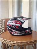 Helmete per motocross `LAZER`