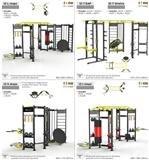 CROSS FIT  BOX  & ACCESORIES